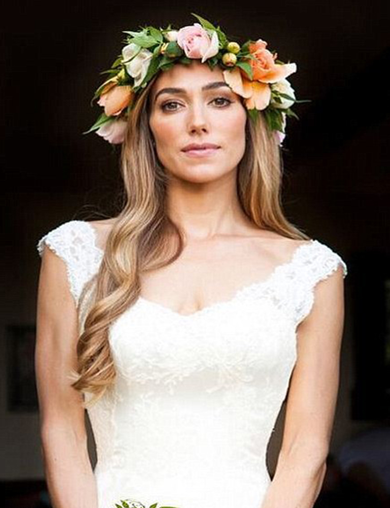 JACQUI AINSLEY MARRIES GUY RITCHIE