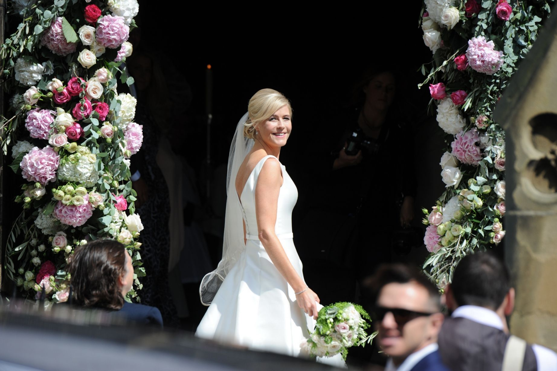 ALISON ASTALL MARRIES DECLAN DONNELLY