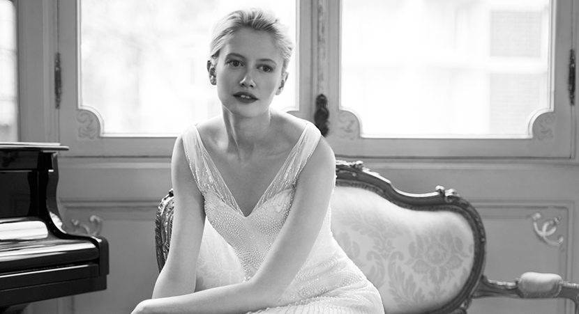 COUTURE WEDDING DRESS – TAMSIN PEARL