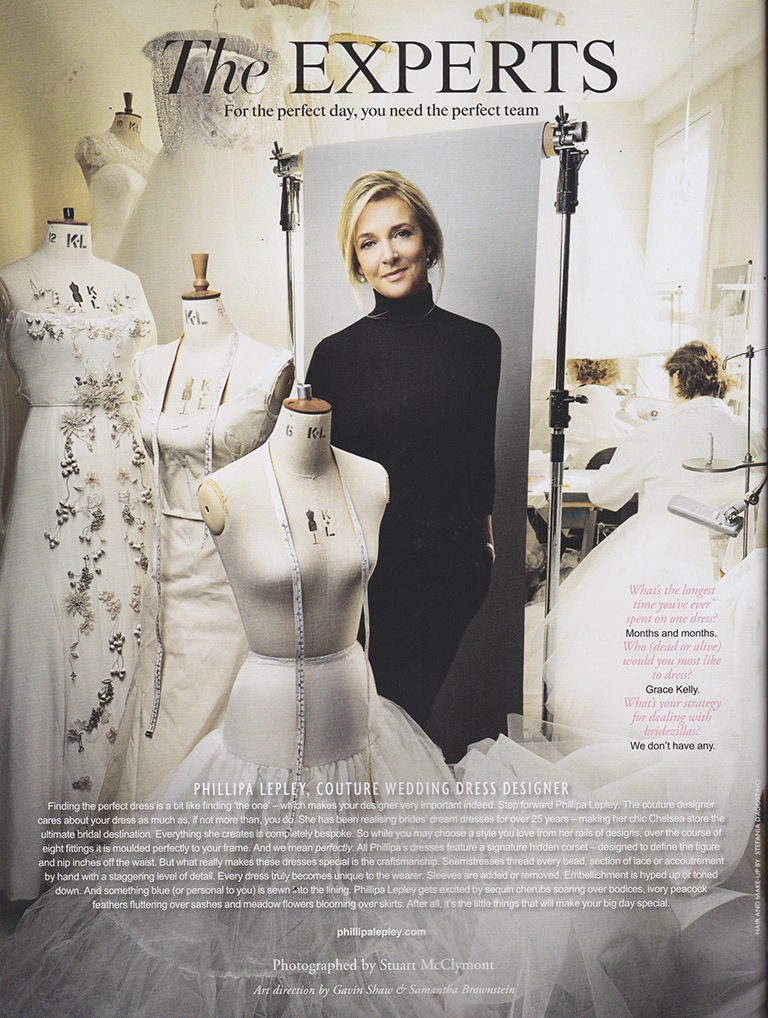 Phillipa Lepley Tatler