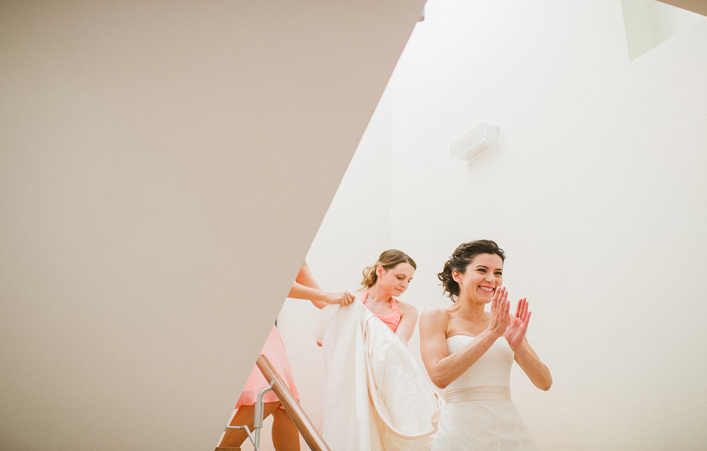 Phillipa Lepley Wedding Gown and sash