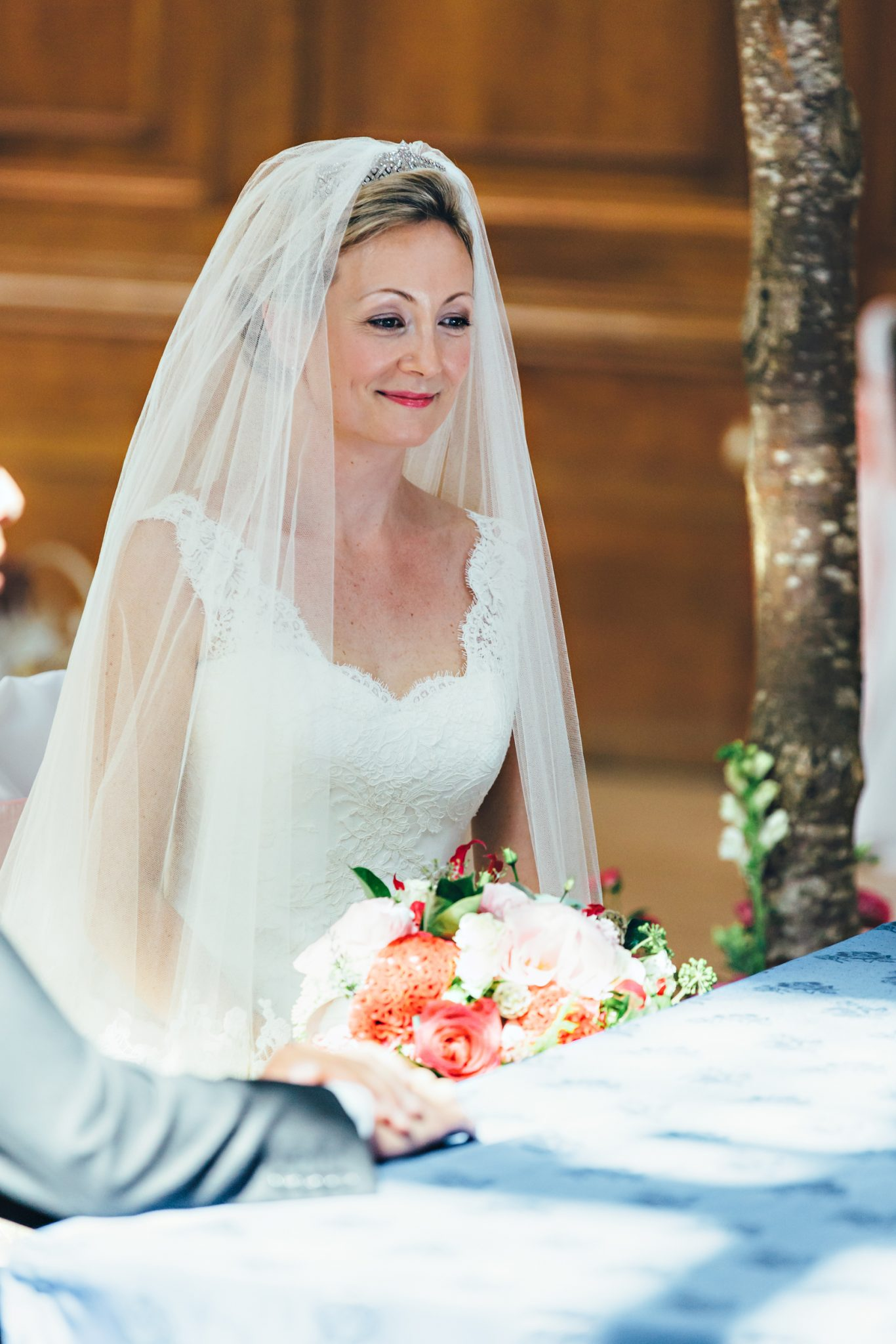 Phillipa Lepley wedding gown