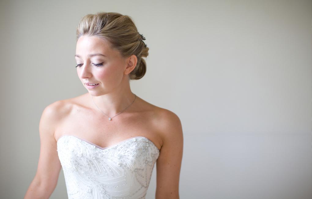 Phillipa Lepley Embellished Wedding Dress
