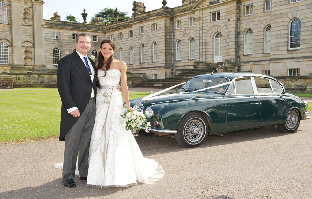 TARA'S BESPOKE BEADED WEDDING DRESS