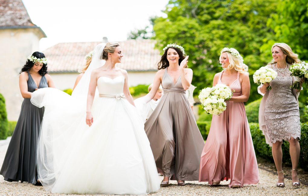 Phillipa Lepley Wedding Tulle Gown