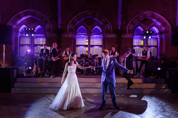 Jewish-Wedding-Hackney-Hall-St-Pancras-Renaissance-London-Hotel-UK- Phillipa-Lepley-Wedding-Dress