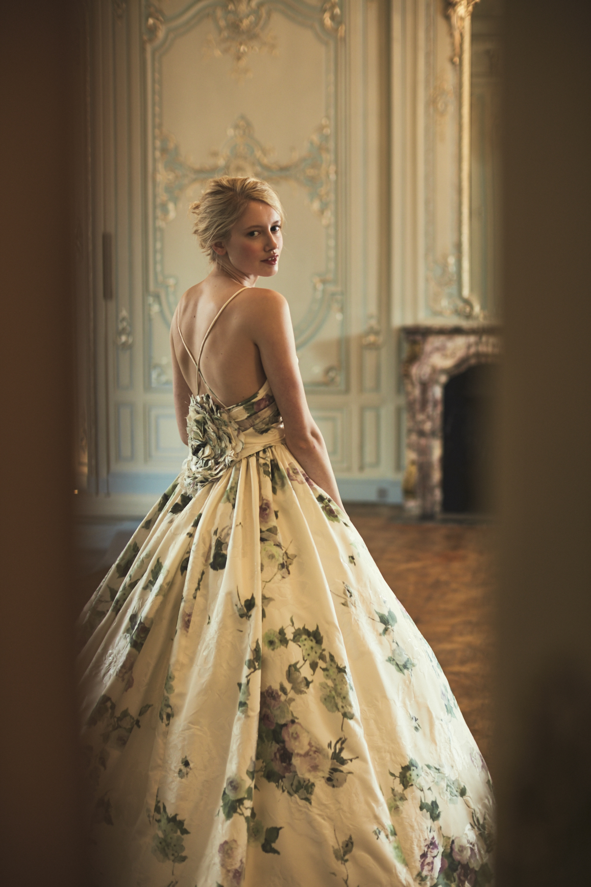 Phillipa Lepley Bespoke Weedding Dress - Toulouse_Pink_814