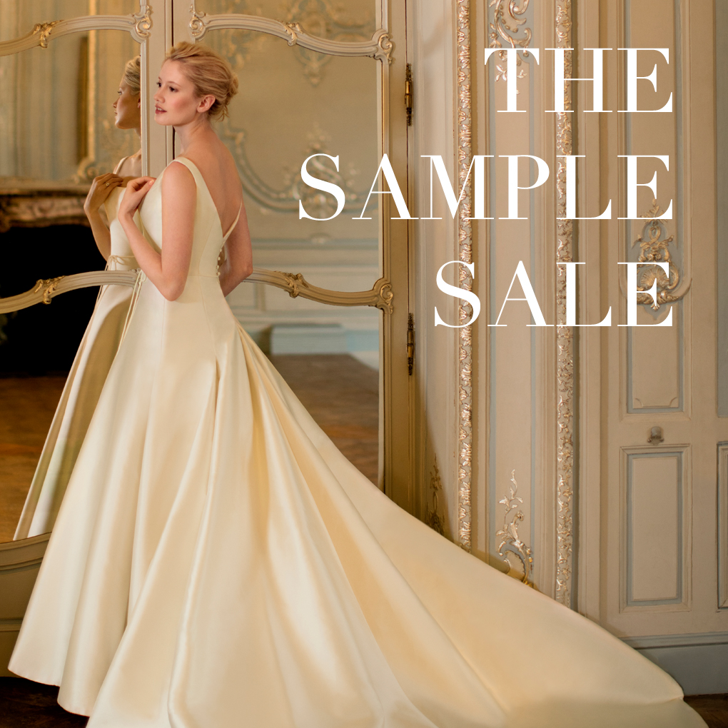 Phillipa Lepley The Sample Sale Wedding Dress