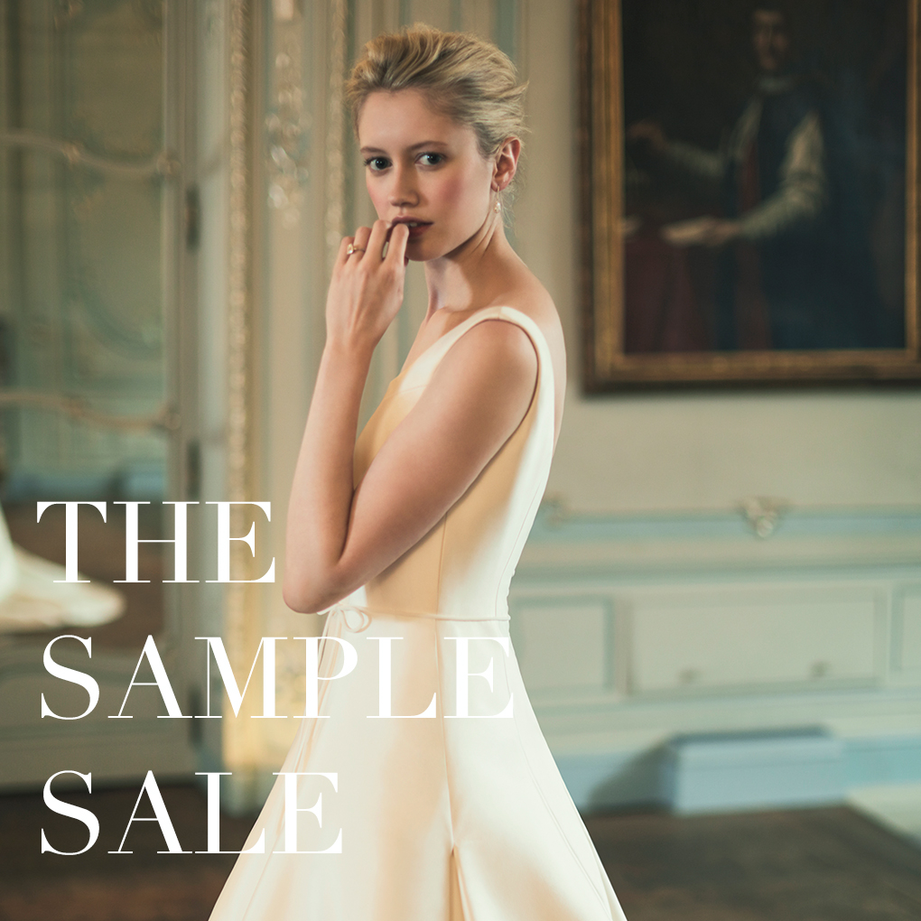 THE SAMPLE SALE DRESS GALLERY