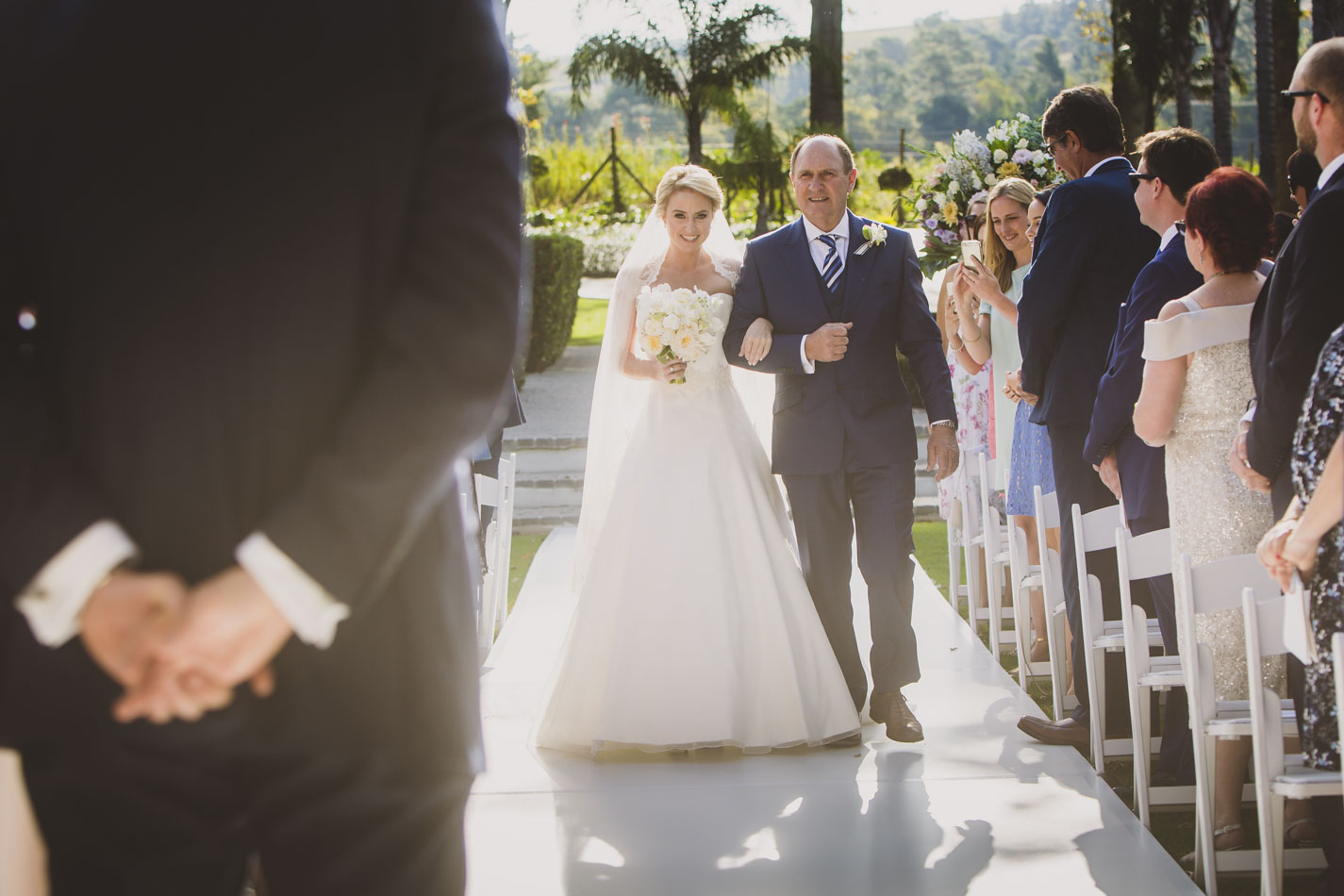 CATHERINE AND JOHN'S BEAUTIFUL WEDDING DAY