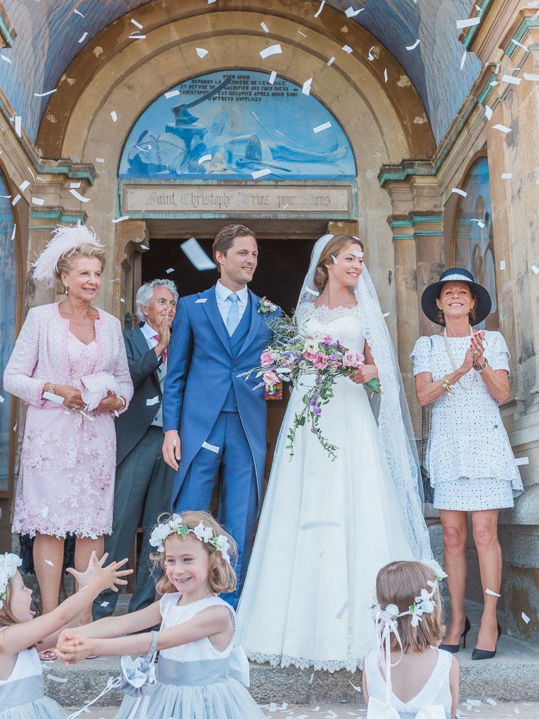 Phillipa Lepley French Lace wedding dress
