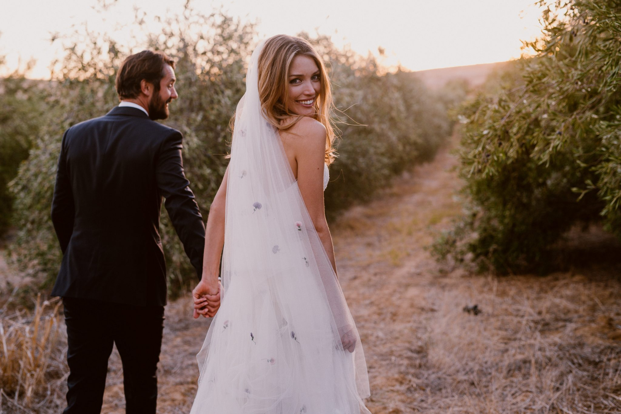 OLIVIA'S STUNNING WEDDING IN SOUTH AFRICA