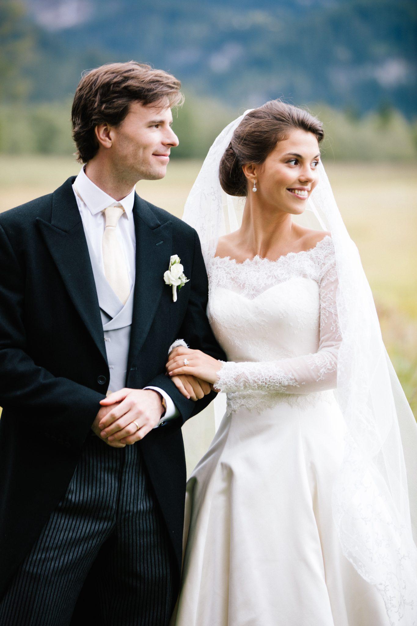 The Long Sleeved Wedding Dress