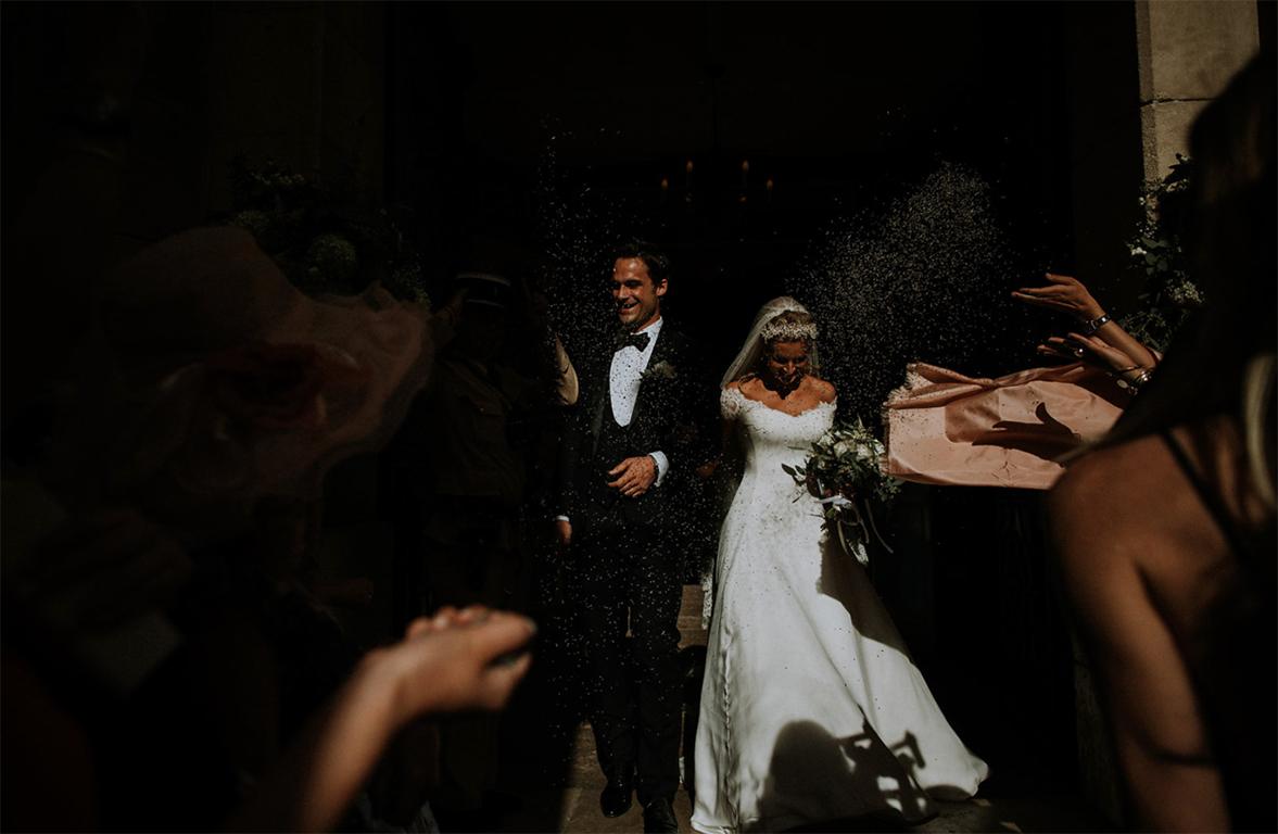 Phillipa Lepley Couture Silk Wedding Dress London