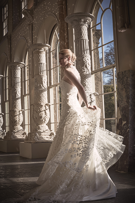 COUTURE WEDDING DRESS – TAMSIN LILY LOVE