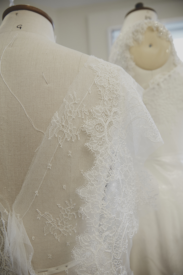 Phillipa Lepley Inspiration 4 British Wedding Dress Designer London