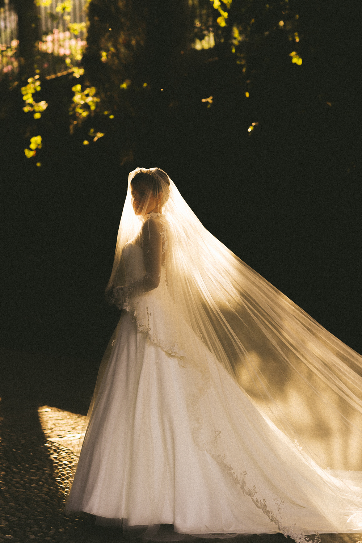 Phillipa Lepley Couture Embroidered Wedding Dress Rosie Londoner Bespoke Wedding Dress Lake Garda Wedding Dress Shop London UK