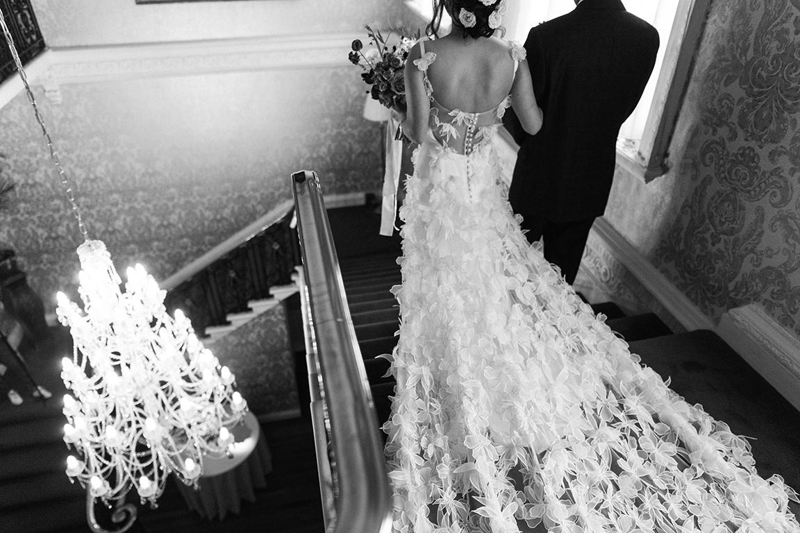 SHU'S WEDDING AT HEDSOR HOUSE