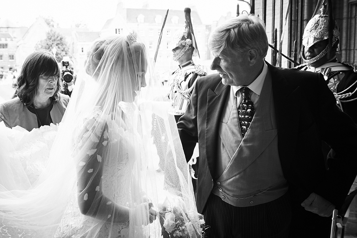 LADY LALINE'S WEDDING AT PETERBOROUGH CATHEDRAL