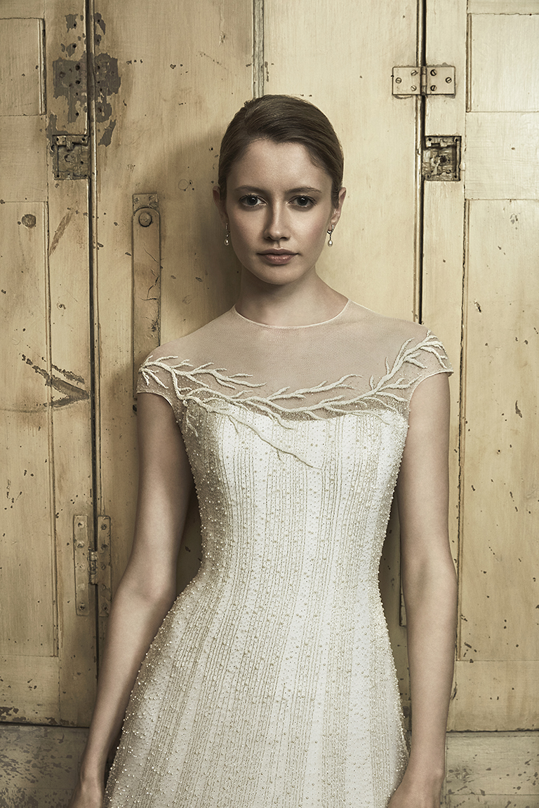 Phillipa Lepley Luxury Wedding Dress Designer London