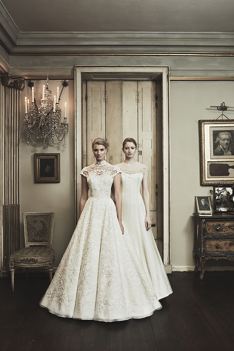 THE PHILLIPA LEPLEY 2019 WEDDING DRESS COLLECTION