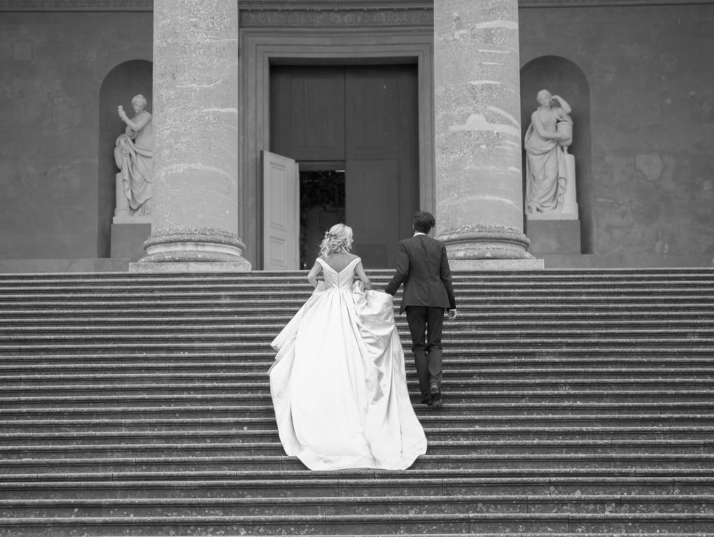 A REAL LIFE PRINCESS BRIDE