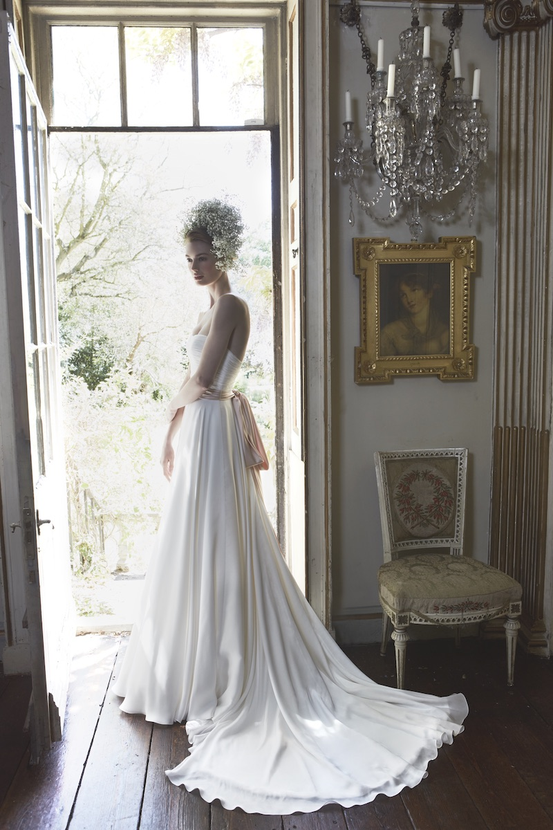 PHILLIPA LEPLEY'S NEW COUTURE WEDDING DRESS COLLECTION