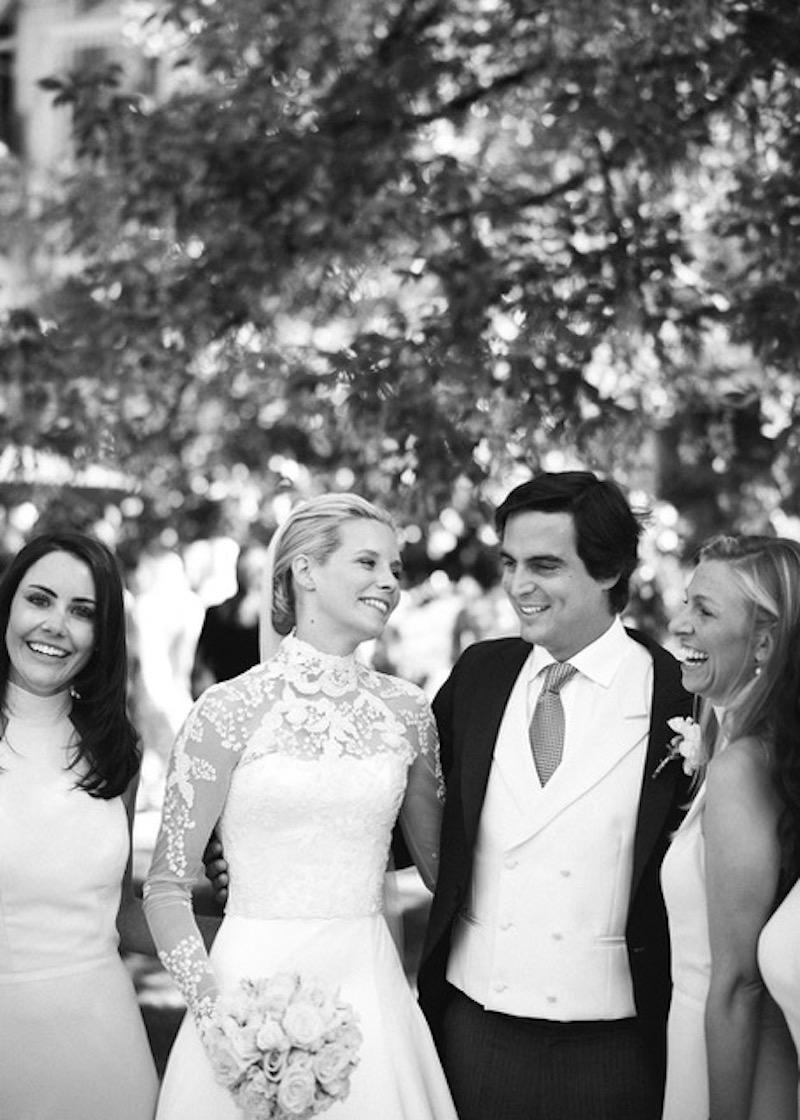 Phillipa Lepley Couture Wedding Dress Designer London