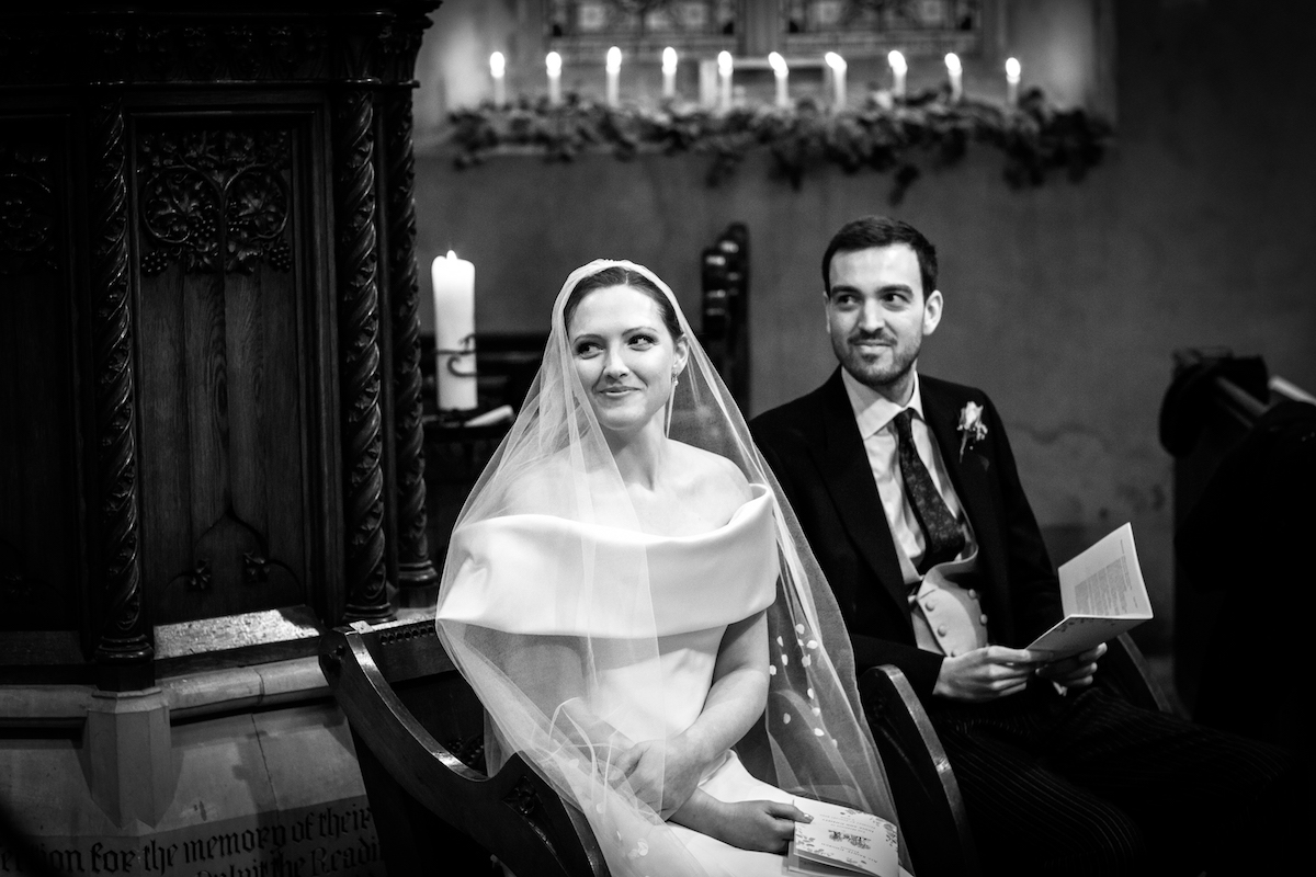 Phillipa Lepley Couture London wedding dress designer ivory silk crepe