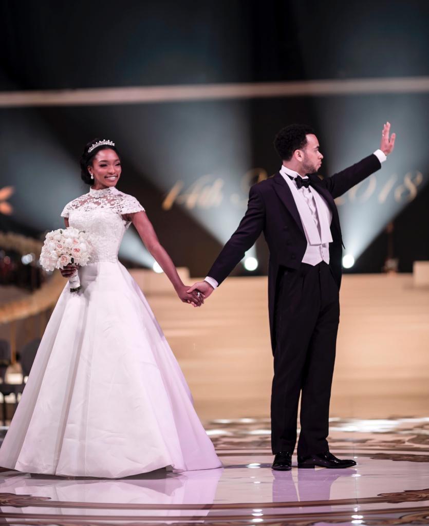REAL BRIDE: A DUBAI DREAM WEDDING DRESS