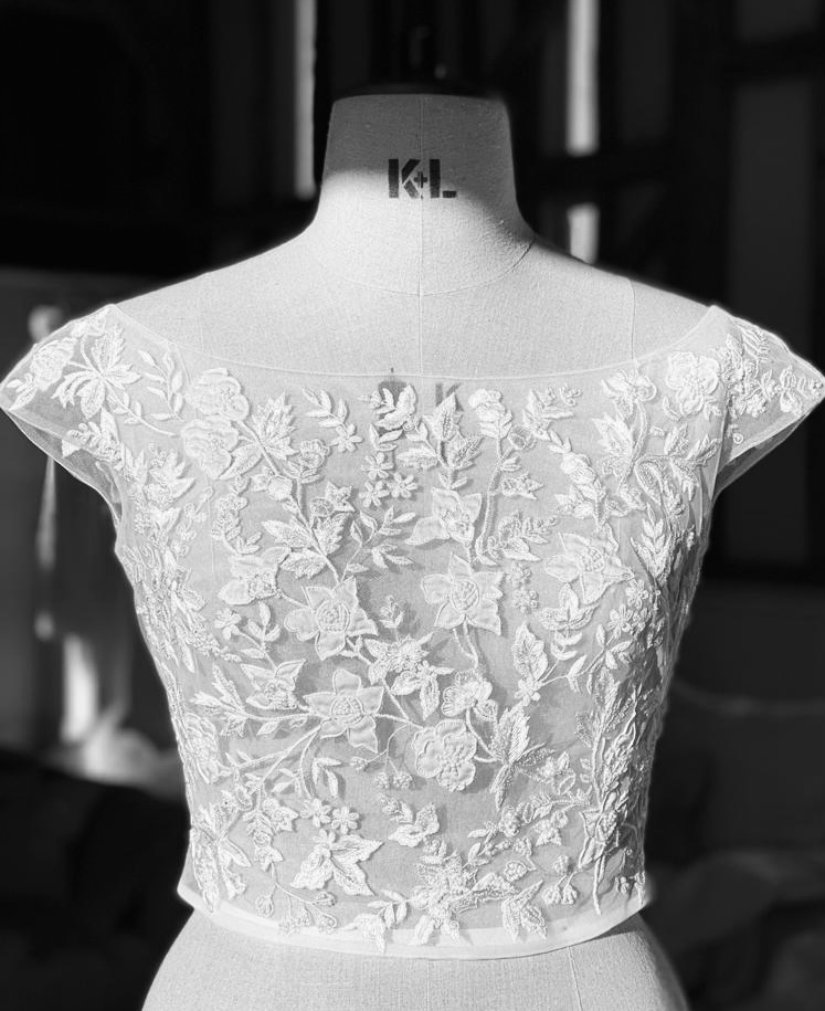 Wedding Dress Viola Top Overlay Transform Your Wedding Day Look With Overlays Phillipa Lepley Couture Wedding Dresses London