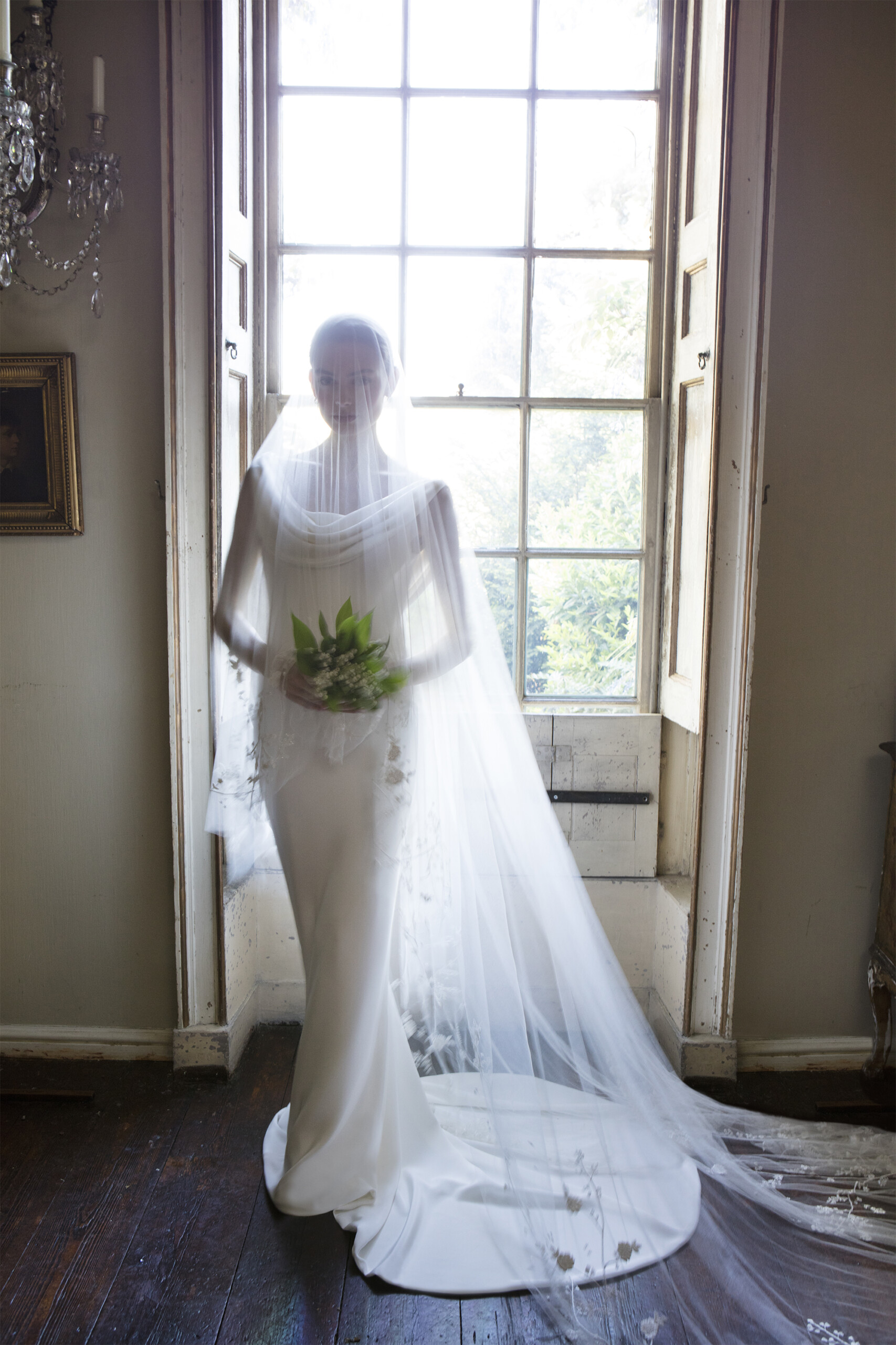 Phillipa Lepley Couture Sample Sale Wedding Dress Chausson